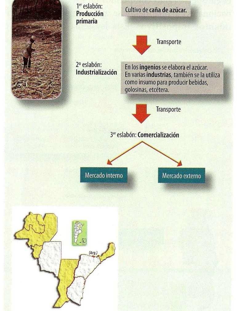 Circuito Productivo De La Caña De Azucar : Ihmc public cmaps 2